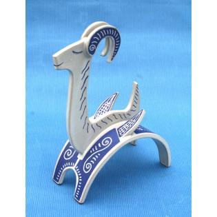 Cabra con alas del Monte Pindo