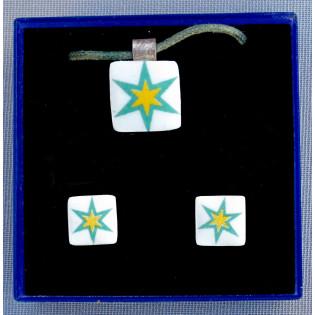 Conjunto Estrella Verde