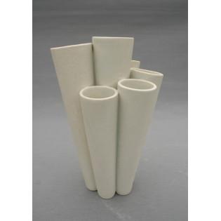 7 tubos en espiral